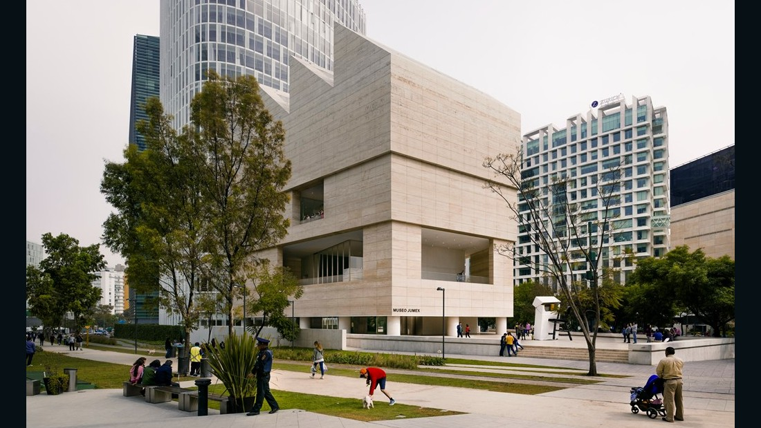 Museo Jumex. David Chipperfield Architects. 2013, Mexico City, Mexico. (Photo: Simon Menges)