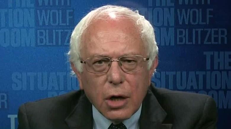 Bernie Sanders open to being Hillary Clinton's VP