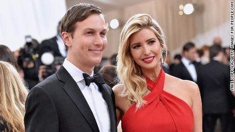 Kushner, Ivanka Trump could be worth $700M