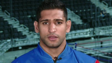 amir khan interview _00000000