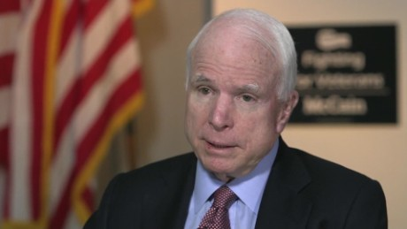McCain: GOP leaders should listen to Trump backers