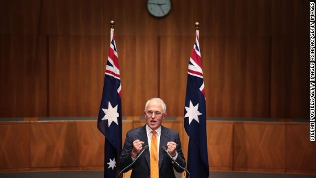 Could Australia have its sixth prime minister in six years?