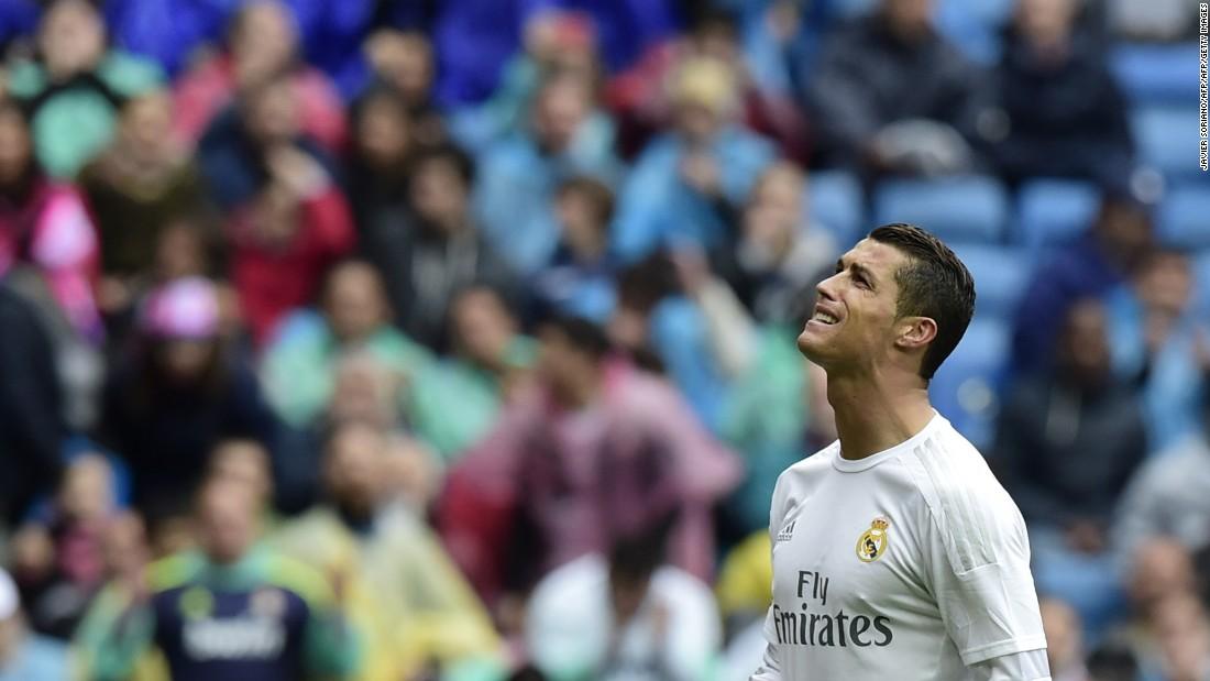 Meanwhile, Real Madrid defeated Valencia 3-2 at the Santiago Bernabeu Sunday.