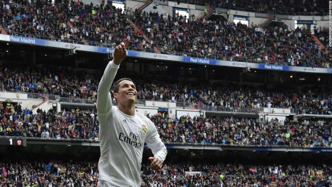 Real is now the only team that has any chance of beating out Barcelona in their race for a second consecutive La Liga title.