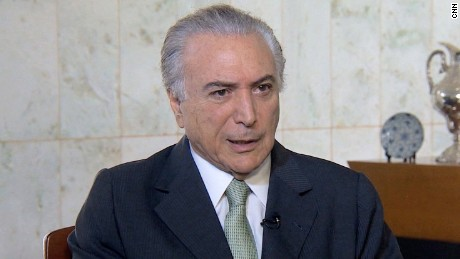 Michel Temer is the man who will take the reins in Brazil for at least 180 days while Rousseff defends herself if the country's Senate votes in favor of holding an impeachment trial. If Rousseff is found guilty, Brazilian law says Temer must fulfill the remainder of her term, which runs through the end of 2018.
