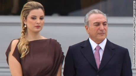 Image result for President Michel Temer