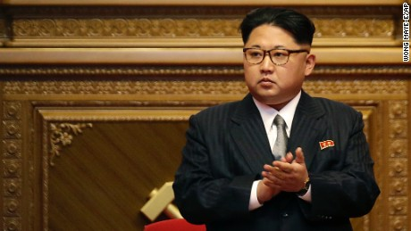 Kim Jong Un talks about nuclear weapons