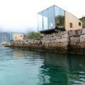 architizer Manshausen Island Resort