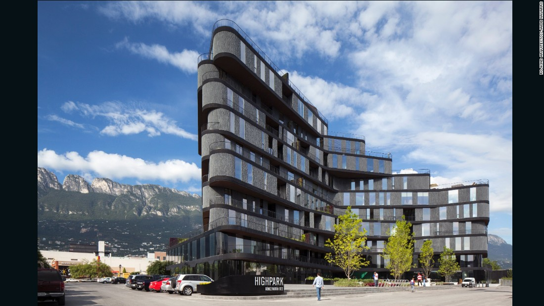 Rojkind Arquitectos: Jury Prize and Popular Choice Winner (Residential: Multi Unit Housing - Mid Rise (5-16 Floors))