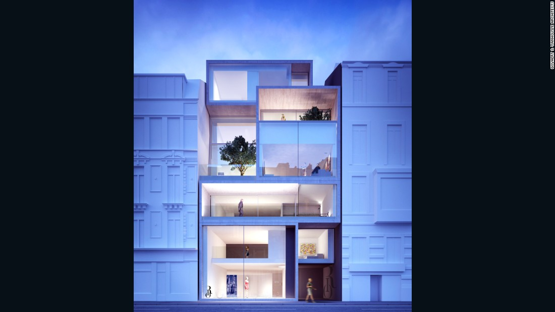 Govaert & Vanhoutte Architects: Popular Choice Winner (Residential: Unbuilt Residential)