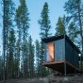 architizer Colorado Outward Bound School Micro Cabins