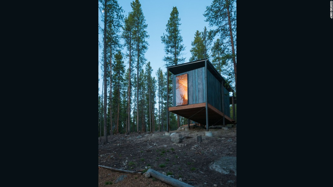 Colorado Building Workshop / University of Colorado Denver: Jury prize Winner (Residential: Private House (XS <1000 sq ft))