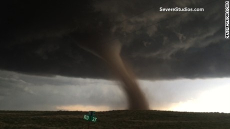 NS Slug: CO: TORNADO TOUCHES DOWN NEAR WRAY (WOW!)  Synopsis: Multiple tornadoes hit Colorado Saturday  Keywords: WRAY COLORADO SEVERE WEATHER