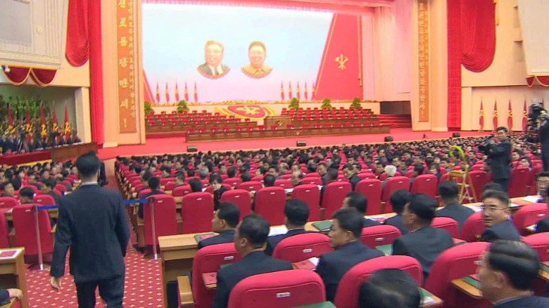Inside the North Korean Workers' Party Congress