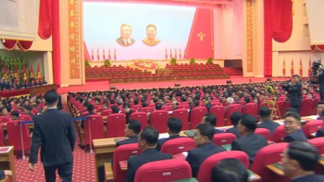 Inside the North Korean Worker's Party Congress