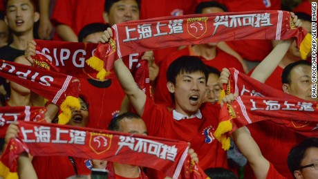 Chinese Super League: 'Crazy' transfer window redefines football