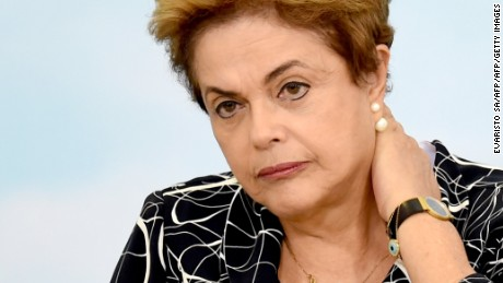 Why Brazil impeached President Rousseff