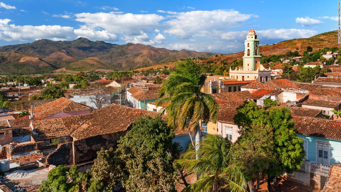 Now that travel restrictions to Cuba are easing, Americans' dreams of strolling the cobblestone streets of Trinidad on the island's southern coast are within reach.