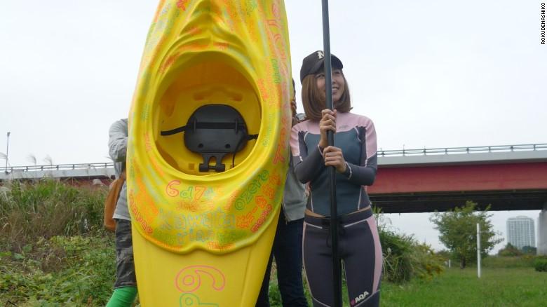 Vagina-kayak gets Japanese artist convicted