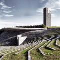 Sancaklar Mosque. Emre Arolat Architects. 2012, Büyükçekmece, Turkey