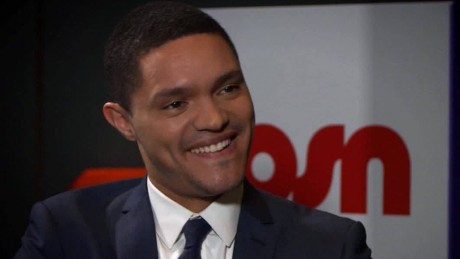 Trevor Noah: 'Donald Trump should give me jokes'