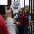 upton park fans photo