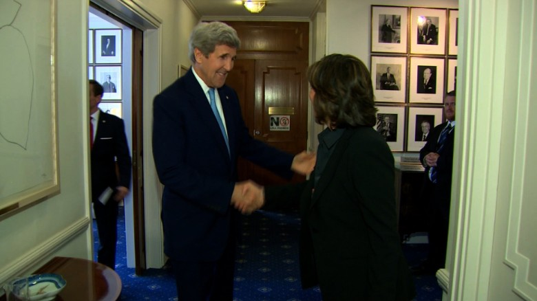 Kerry: Key for Syria agreement will be enforcement