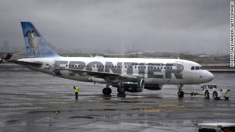 Four Denver-based Frontier pilots say the airline's policies on pregnancy and breastfeeding need improvement.