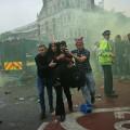 upton park fans helped