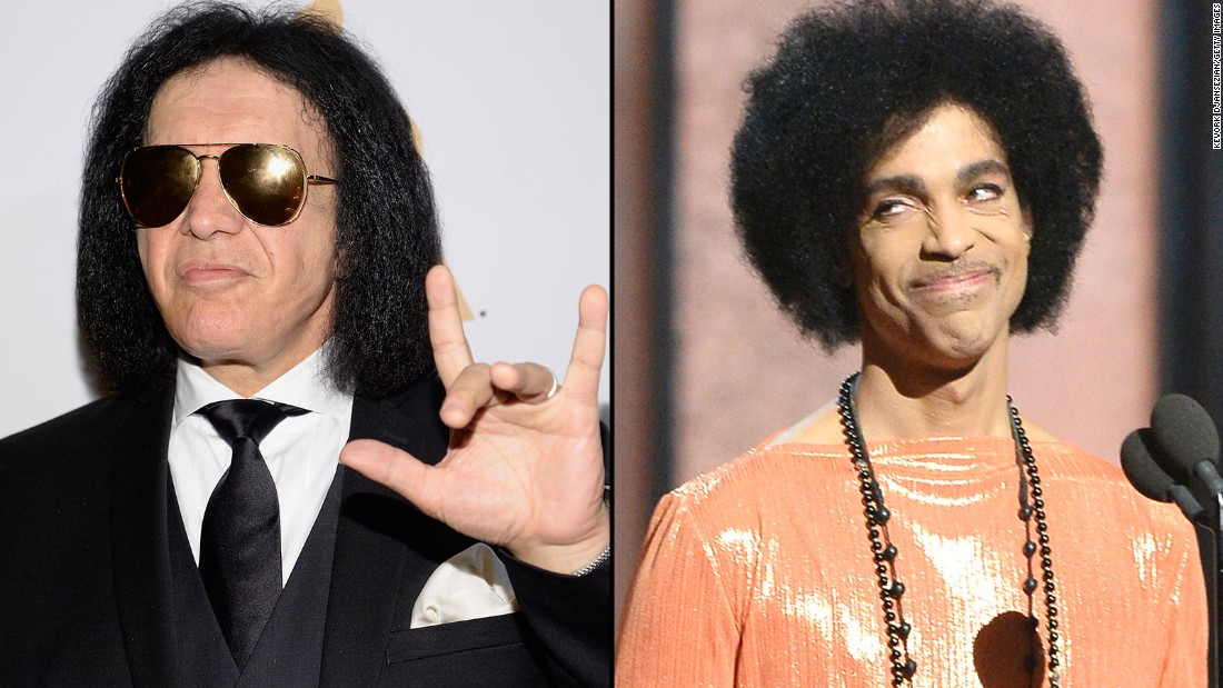 "<a href=""https://twitter.com/genesimmons/status/730199305793871874"" target=""_blank"">Gene Simmons tweeted</a>, ""I didn't express myself properly,' when he commented about Prince's death <a href=""http://www.cnn.com/2016/05/11/entertainment/gene-simmons-prince-death/index.html"">which Simmons had called ""pathetic."" </a>"