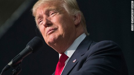 Donald Trump flip-flops on key platform issues