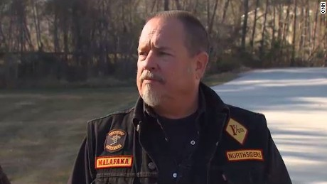 Jeff Pike is the Bandidos president; he was arrested at his home in January.