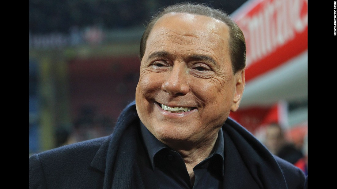 """<strong>Silvio Berlusconi:</strong> Berlusconi weathered many crises, including sex scandals and corruption trials, during his three terms as Italy's Prime Minister. But <a href=""""http://www.cnn.com/2011/11/08/world/europe/italy-economy/"""" target=""""_blank"""">the loss of his parliamentary majority</a> -- and with it his ability to command the government -- was a blow from which Berlusconi could not recover in 2011."""