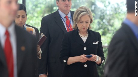 Clinton's emails and the Washington insider game