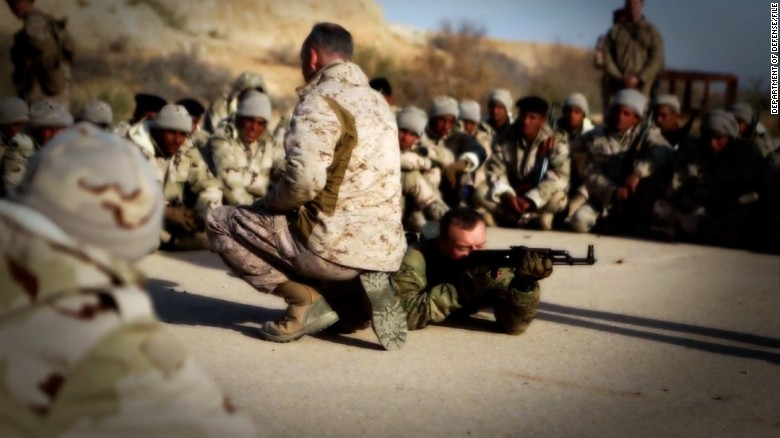 U.S. waging growing number of 'small wars' against ISIS