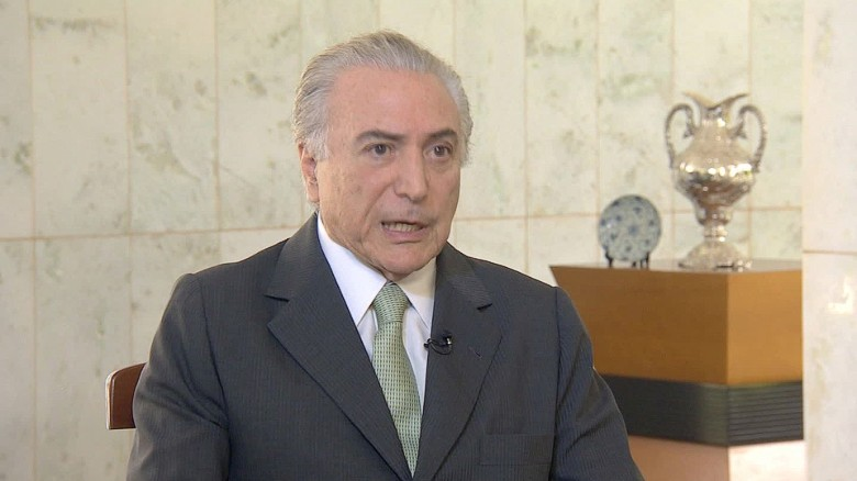 brazil new president temer rousseff replacement darlington pkg_00011523