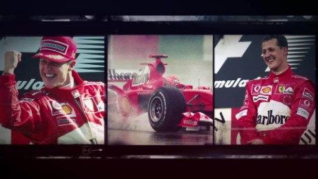 Watch: Luca di Montezemolo on the Schumacher years and the man himself