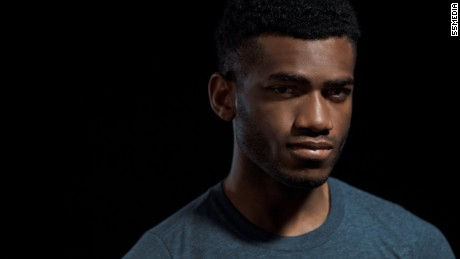 Uche Aguh is a budding actor and filmmaker who grew up in Nigeria and Texas.