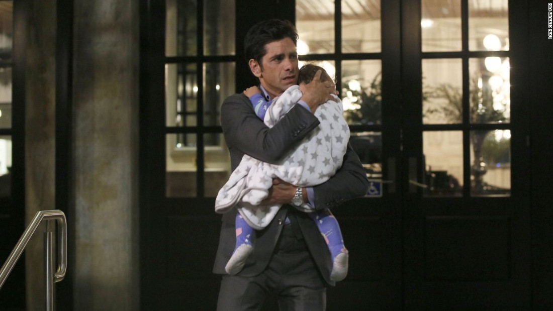"Fox ended the John Stamos vehicle ""Grandfathered,"" which saw the heartthrob playing a Lothario who learned late in life that he was both a father and a grandfather."