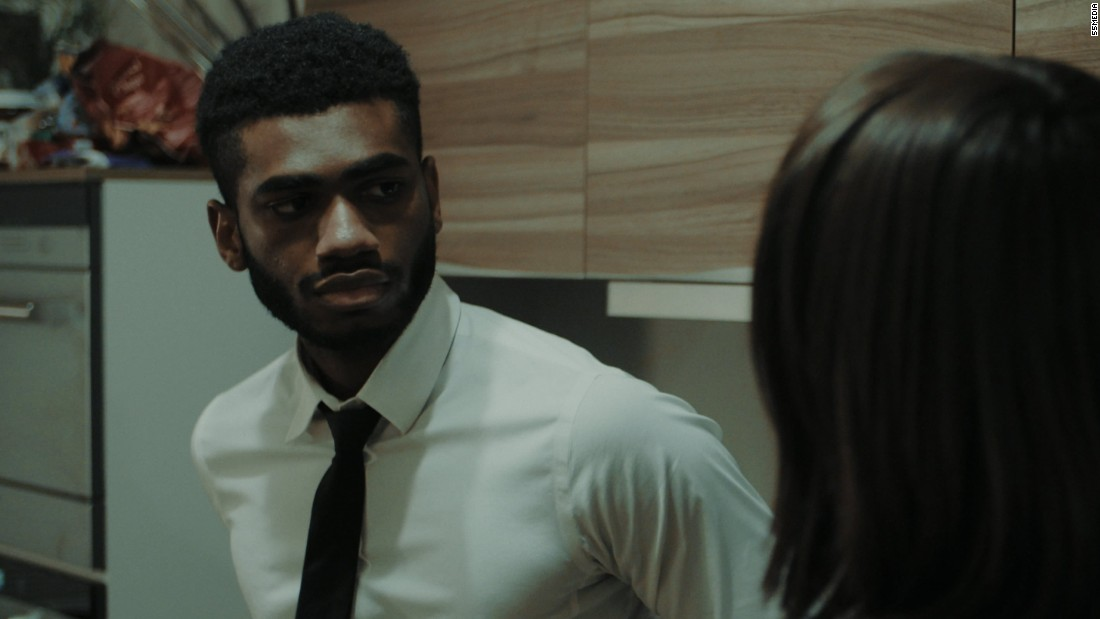 "Aguh's debut film ""I Still Do"" is a modern-day Nigerian love story, which he also stars in."