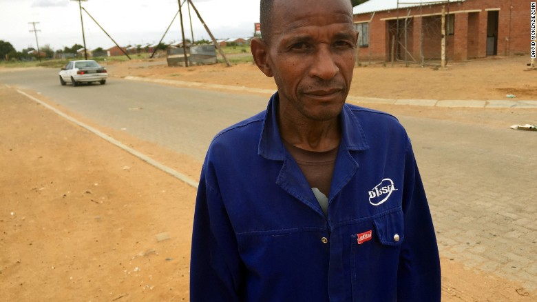 Dying for gold: South African miners face fatal disease