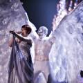 Eurovision Thea Garrett 2010