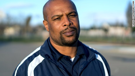 Neighborhood change agent James Houston served 18 years in San Quentin State Prison. He says it's important to help the youth not make the same bad choices he did.