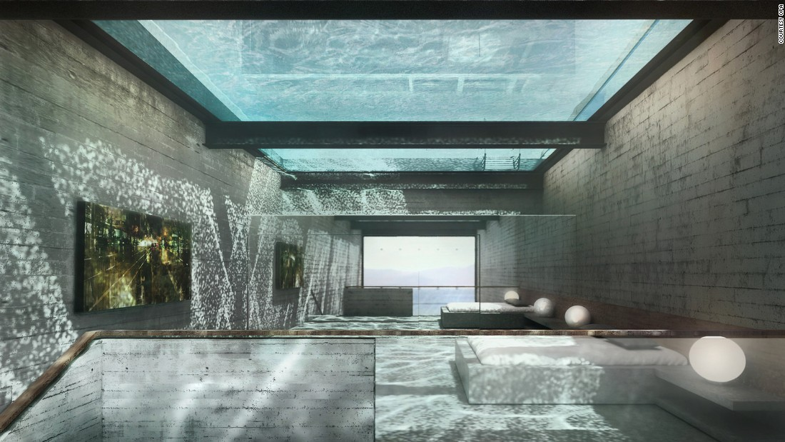 "Renderings of the home went viral, and its popularity on the internet <a href=""http://edition.cnn.com/2016/05/18/architecture/house-inside-a-cliff-the-spaces/index.html"">resulted</a> in the project getting financed. It's construction will now move ahead in Lebanon."