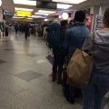 LaGuardia airport security lines