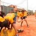 rugby para todos scrum-half