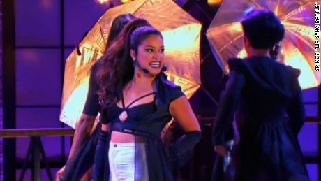 Gina Rodriguez wins epic 'Lip Sync Battle'