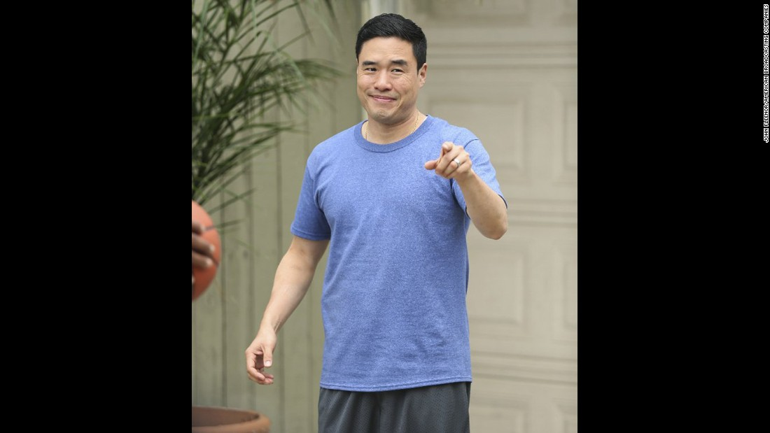 "Randall Park is a comedian, actor and writer. He plays Louis Huang in ABC's ""Fresh Off the Boat,"" about an immigrant family that moves from Washington's Chinatown to Orlando in the 1990s."
