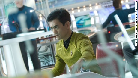 John Cho - Star Trek