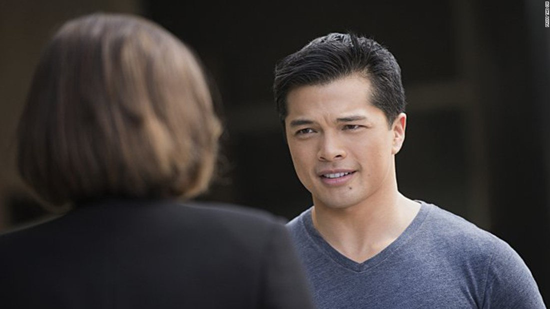 "Vincent Rodriguez III is a New York-based Filipino-American actor who co-stars in the CW comedy ""Crazy Ex-Girlfriend."""